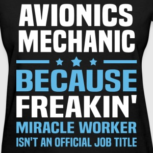 Avionics Mechanic - Women's T-Shirt