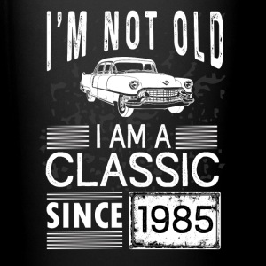 I'm not old I'm a classic since 1985 Mugs & Drinkware - Full Color Mug