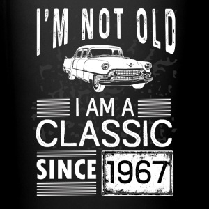 I'm not old I'm a classic since 1967 Mugs & Drinkware - Full Color Mug