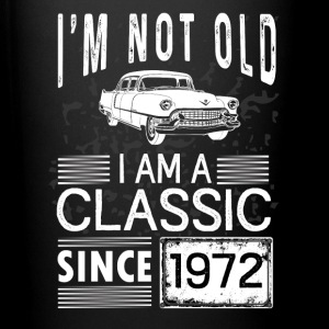 I'm not old I'm a classic since 1972 Mugs & Drinkware - Full Color Mug