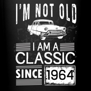 I'm not old I'm a classic since 1964 Mugs & Drinkware - Full Color Mug