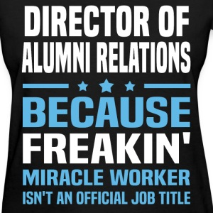 Director of Alumni Relations - Women's T-Shirt