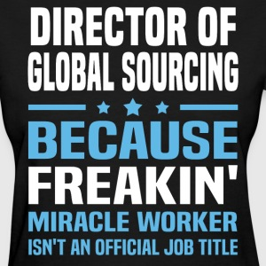 Director of Global Sourcing - Women's T-Shirt