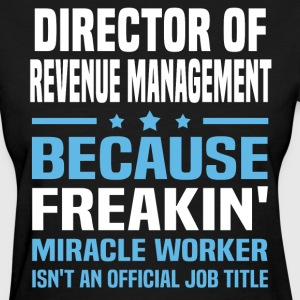 Director of Revenue Management - Women's T-Shirt