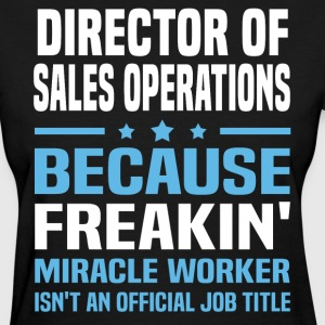 Director of Sales Operations - Women's T-Shirt