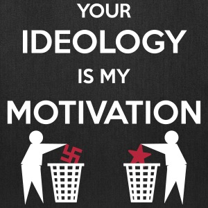 Ideology vs. Motivation Bags & backpacks - Tote Bag
