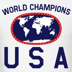 USA World Champions T-Shirts