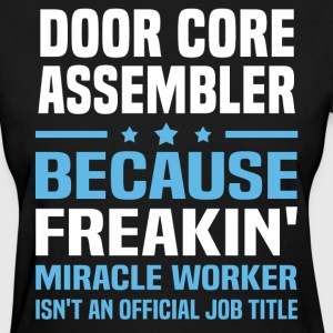 Door Core Assembler - Women's T-Shirt