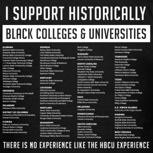 Historically Black Colleges and Universities T-Shirts - Men's T-Shirt