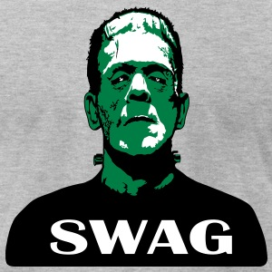 Frank Swag T-Shirts - Men's T-Shirt by American Apparel