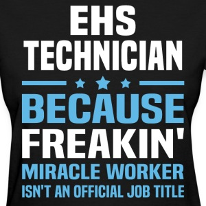 EHS Technician - Women's T-Shirt