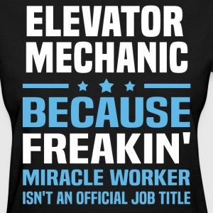 Elevator Mechanic - Women's T-Shirt