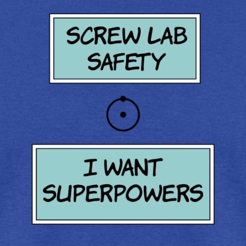 Lab Safety - Dr Manhattan