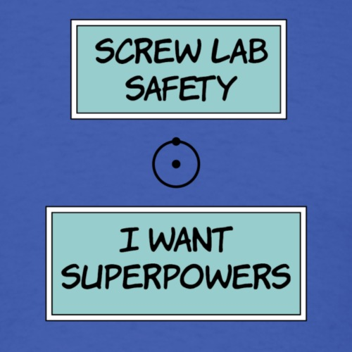 Lab Safety - Dr Manhattan