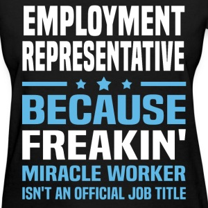 Employment Representative - Women's T-Shirt