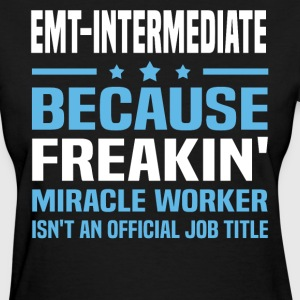 EMT-Intermediate - Women's T-Shirt