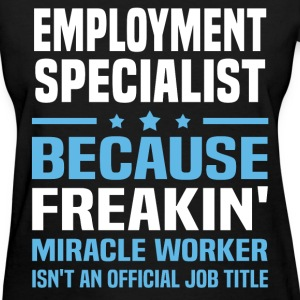 Employment Specialist - Women's T-Shirt