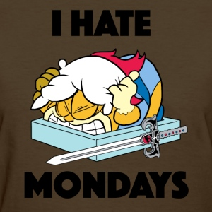 I Hate Mondays - Women's T-Shirt