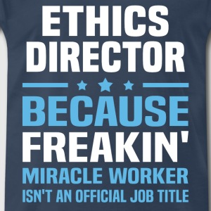 Ethics Director - Men's Premium T-Shirt