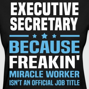 Executive Secretary - Women's T-Shirt