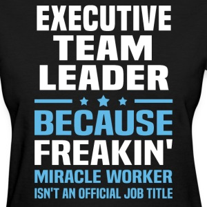 Executive Team Leader - Women's T-Shirt