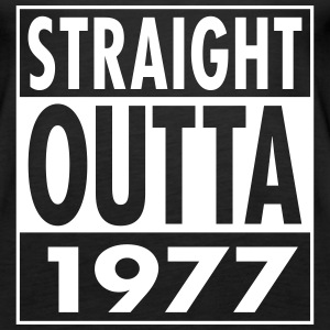 Straight Outta 1977 Tanks - Women's Premium Tank Top