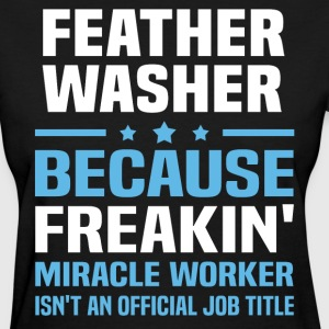 Feather Washer - Women's T-Shirt