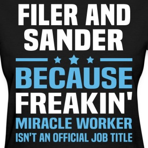 Filer And Sander - Women's T-Shirt