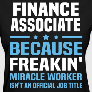 Finance Associate - Women's T-Shirt