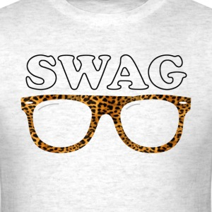 swag leopard glasses T-Shirts - Men's T-Shirt