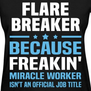 Flare Breaker - Women's T-Shirt