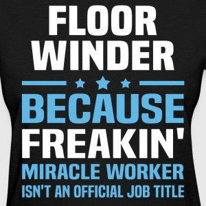 Floor Winder - Women's T-Shirt