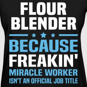 Flour Blender - Women's T-Shirt