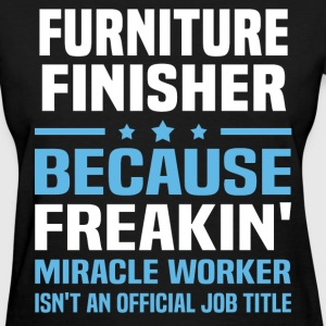 Furniture Finisher - Women's T-Shirt