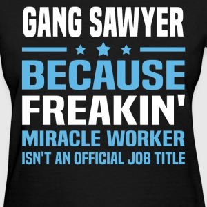 Gang Sawyer - Women's T-Shirt