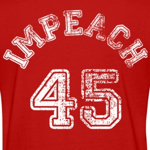 Impeach 45 - Women's T-Shirt