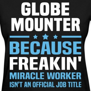 Globe Mounter - Women's T-Shirt