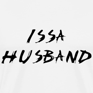 Issa Husband T-Shirts - Men's Premium T-Shirt