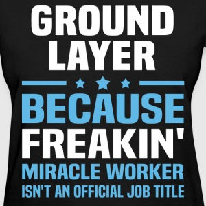 Ground Layer - Women's T-Shirt