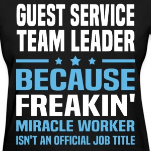 Guest Service Team Leader - Women's T-Shirt