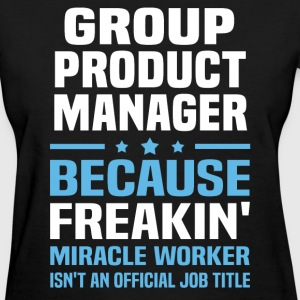 Group Product Manager - Women's T-Shirt