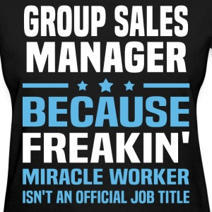 Group Sales Manager - Women's T-Shirt