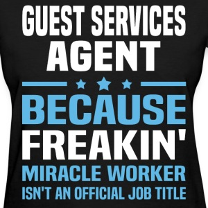 Guest Services Agent - Women's T-Shirt