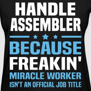 Handle Assembler - Women's T-Shirt