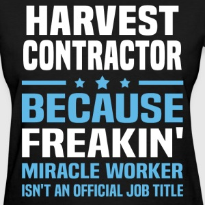 Harvest Contractor - Women's T-Shirt