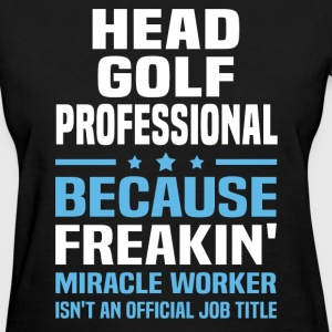 Head Golf Professional - Women's T-Shirt