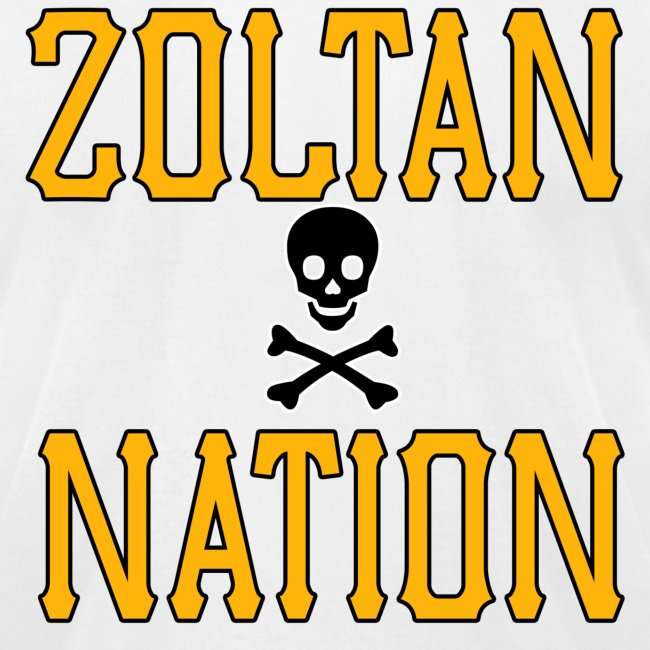 Zoltan Nation Mens American White