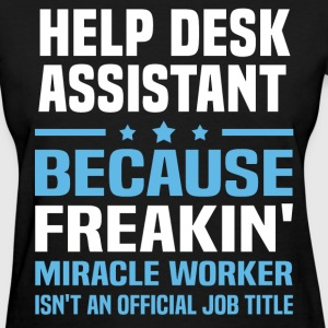 Help Desk Assistant - Women's T-Shirt
