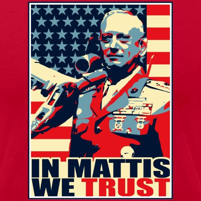 IN MATTIS WE TRUST