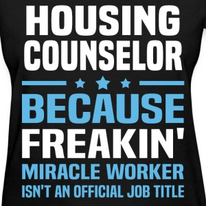Housing Counselor - Women's T-Shirt